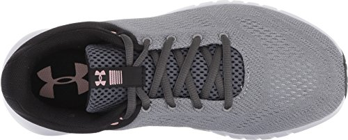 W Pink Gris steel Pursuit Ua G Micro Running black Zapatillas flushed Para Under De Mujer Armour axFZqUESn