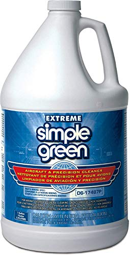 Simple Green Extreme Aircraft and Precision Cleaner, 1 Gallon Bottle 13406 (2 Pack)