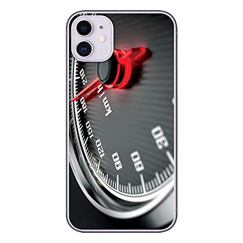 Capa Personalizada Apple iPhone 11 - Velocímetro - VL06