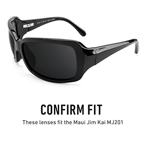 Maui — MirrorShield® options Kai Elite rechange MJ201 Jim Titanium Verres Polarisés de Plusieurs pour 4nwtqOt01