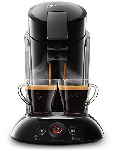 Senseo Coffee Maker for Coffee Pods HD7810/65 Original XL, Black
