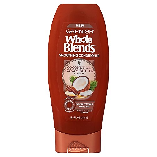 Garnier Whole Blends Conditioner with Coconut Oil & Cocoa Butter Extracts, 12.5 fl. oz.