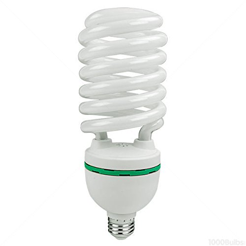 250W Equal CFL 6500K Full Spectrum Daylight - Full Cfl Spectrum Bulbs