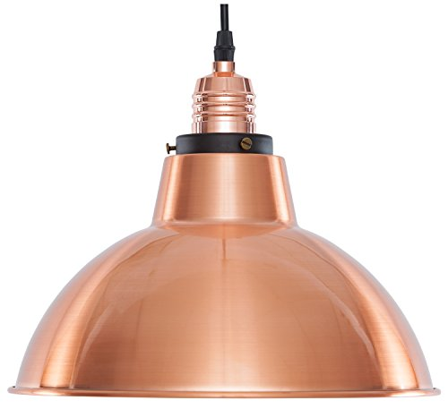 Modern Copper Pendant Light