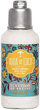 Loção Desodorante Corporal L'Occitane au Brésil Água de Coco 50ml