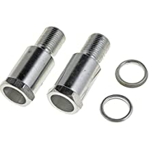 Dorman 42004 Spark Plug Non-Fouler - 14mm Gasket Seat Long Reach, Pack of 2