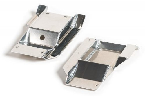 XFR - Aluminum .190 Swing Arm Skid Plate Guard Honda TRX250R 250R (1988-89) XFR - Extreme Fabrication Racing