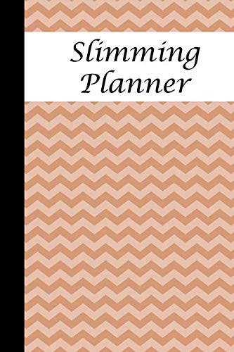 Slimming Planner: Exercise and Food tracker by Sunny Days Prints