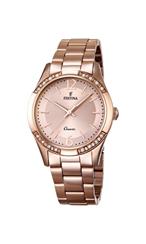 Festina Mademoiselle F16914/1 Casual Women's watch With Zircons