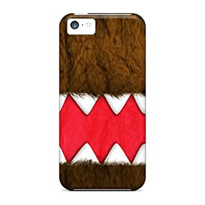 High Impact Dirt/shock Proof Cases Covers For Iphone 5c (domo)