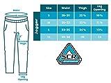 SCR SPORTSWEAR Men's Joggers Ultimate Flex Track
