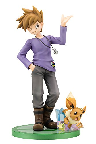 ARTFX J Green with Evi Pocket Monster 1/8 Pre-Painted PVC Figure