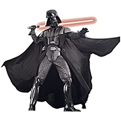 Rubie'sllector Supreme Edition, Star Wars, Darth Vader Costume, Black, XL