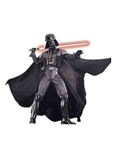 Rubie'sllector Supreme Edition, Star Wars, Darth Vader Costume, Black, XL -
