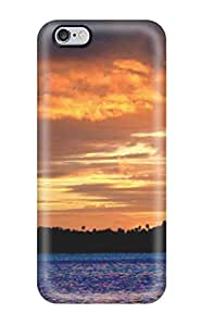 New Style First-class Case Cover For Iphone 6 Plus Dual Protection Cover Bora Bora 8155755K26588028