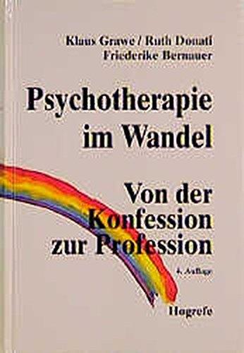 Psychotherapie im Wandel: Von der Konfession zur Profession