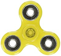 Oasis Supply Glow in the Dark Ultra Fast Hand Spinner, Colors Vary 1 Count