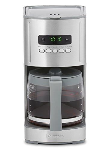 Kenmore 40706 12-Cup Programmable Aroma Control Coffee Maker...