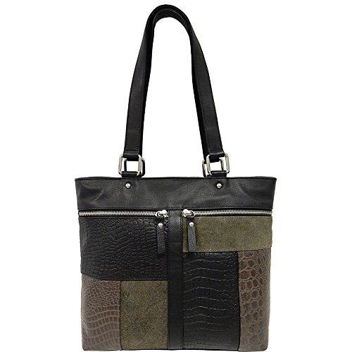 great-american-leatherworks-multi-tote-black-multi