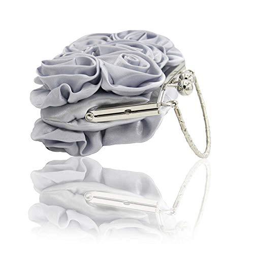 Silver Cozywind Noir Noir Femme Pochette 4913MDY10Q3JQZV85 pour wZZT7x4Yq