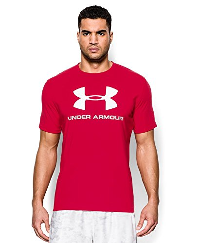 under-armour-mens-sportstyle-logo-t-shirt-red-steel-large