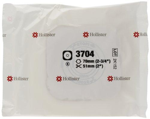 - 503704 - Hollister Inc CenterPointLock 2-Piece Cut-to-Fit Flat Hollihesive Skin Barrier 2
