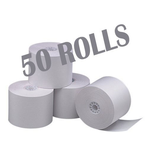 POS/Cash Register Thermal Paper Rolls 2 1/4