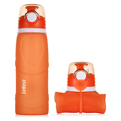 LeNest Collapsible Bottle Silicone Sports product image