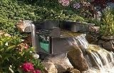 Atlantic Water Gardens BF3800 Big Bahama FilterFall - 38 in. - 3 in. Bulkhead