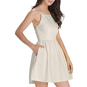 White Mini Casual Dress