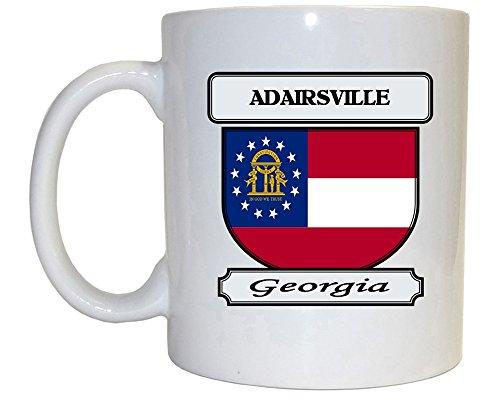 Adairsville, Georgia (GA) City Mug