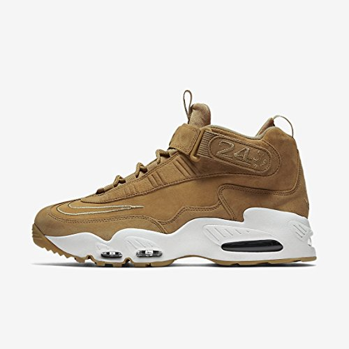 Nike Air Mens Griffey Max 1 Sneakers - 12 D(M) US- Flax/F...