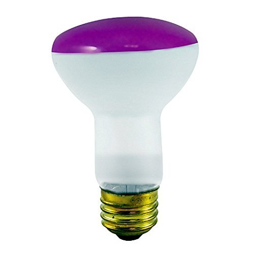 Bulbrite 50R20A 50 Watt Incandescent R20 Reflector Medium Ba