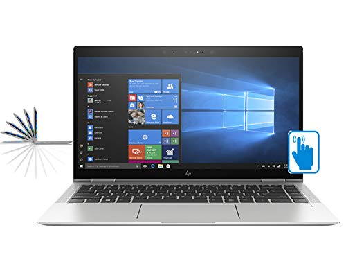 (HP EliteBook x360 1040 G5 (Intel 8th Gen i7-8550U Quad-Core, 16GB RAM, 512GB PCIe SSD, 14
