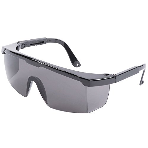 Scratch Resistant Eyewear Safety Glasses / Eye Protection No-Slip Grips, UV Ultraviolet Protection (Unisex, - Polarized Mean Is What