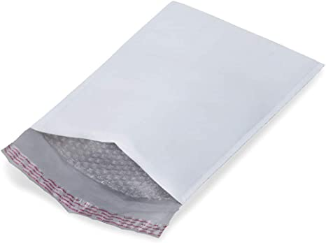200 Poly Bubble Mailers 100 each  #3 #4  8.5x12 9.5