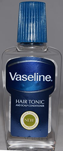 VASELINE HAIR TONIC 2X200ML 6.6OZ, VASELINE HAIR TONIC