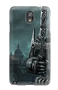 Marc Stanley WsNgywc7907SXZqU Case For Galaxy Note 3 With Nice Hellgate Video Game Other Appearance