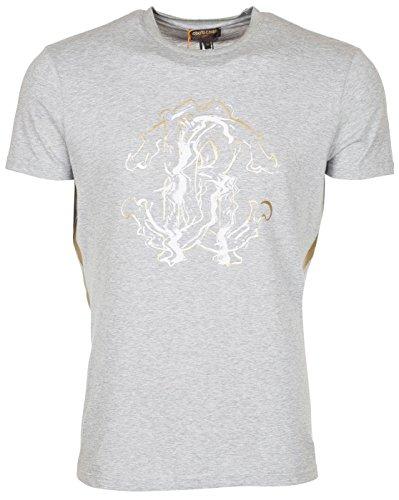 roberto-cavalli-gym-gray-cotton-crew-neck-graphic-logo-gold-detail-t-shirt-gray-m