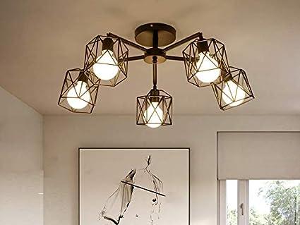Lampadari Lampade A Sospensione Luce Industriale Lampada Lampade