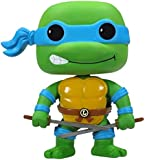 FUNKO Teenage Mutant Ninja Turtles - Leonardo Collectible figure Teenage Mutant Ninja Turtles - action & collectible figures (Collectible figure, Cartoon, Teenage Mutant Ninja Turtles, Multicolour, Vinyl, Box)