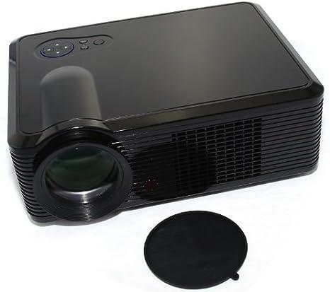 LED-33 DVBT 12,7 cm proyector 1080 P con el brillo de 2000 lumens ...