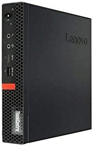 Lenovo ThinkCentre M920q Tiny Tower Desktop, Intel Core 8th Gen i5-8500T, 8GB RAM, 256GB SSD, Windows 10 Pro (Renewed)