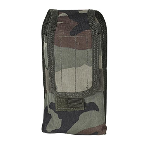 Voodoo Tactical Radio Pouch Woodland product image