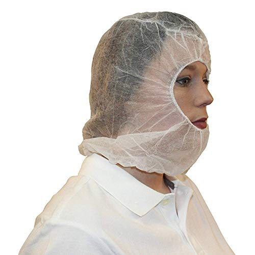 ZMDREAM Disposable Bouffant Hair Nets & Beard Cover