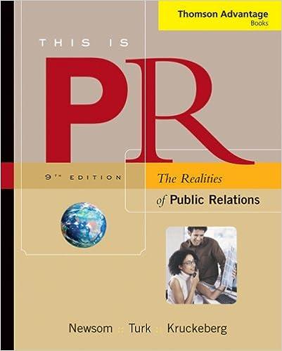 Public Relations Books Pdf