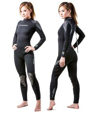 Oceanic Pioneer - Traje de Neopreno Completo para Mujer (7 ...