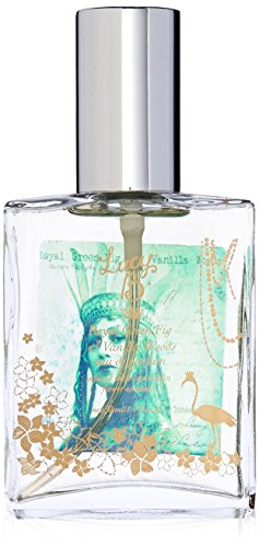 Lucy B's Eau de Parfum Spray, Royal Green Fig & Vanilla Woods, 2.02Fluid Ounce ()