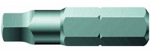 Wera Series 1 868/1 Z Sheet Metal Bit, Square-Plus # 1 Head x 1/4