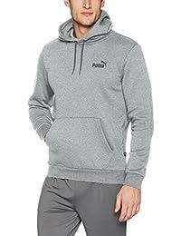 PUMA Mens Ess Hoody FL Hoodies & Sweatshirts